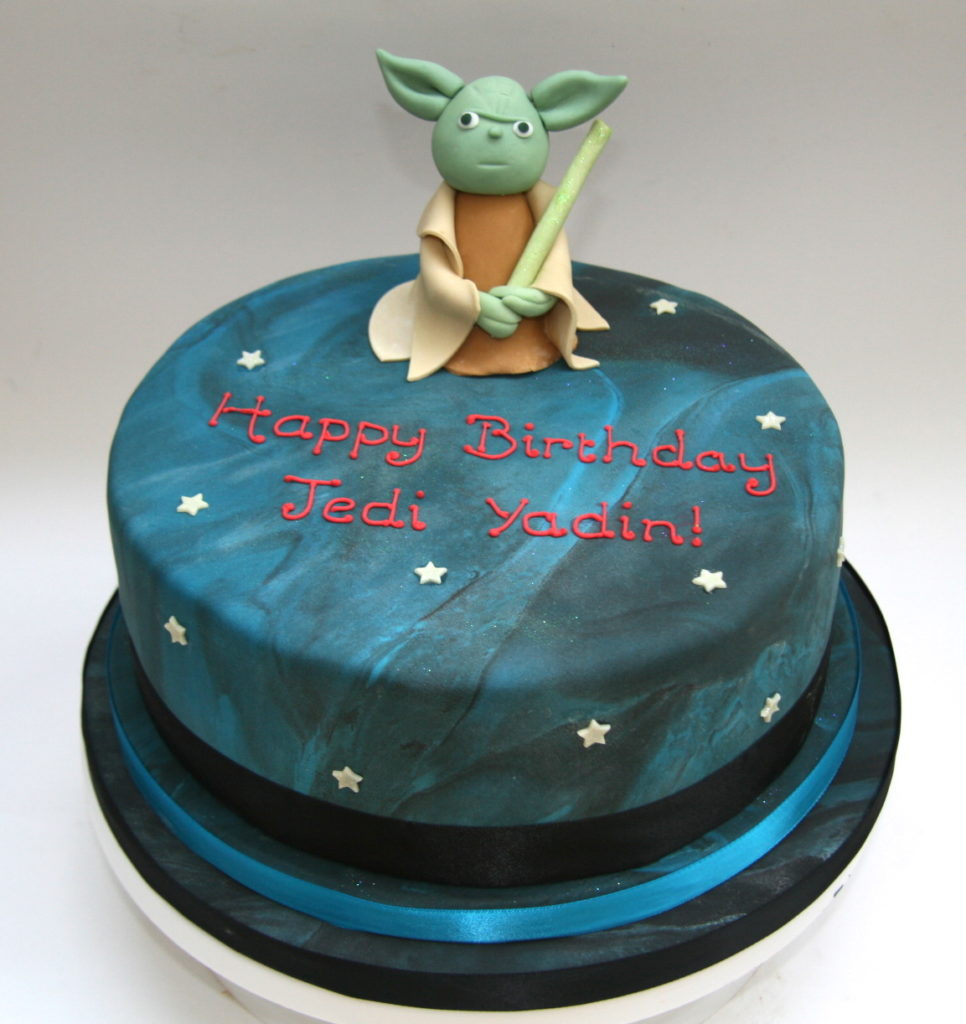 Magnificent Star Wars Birthday Cake Etoile Bakery Funny Birthday Cards Online Fluifree Goldxyz