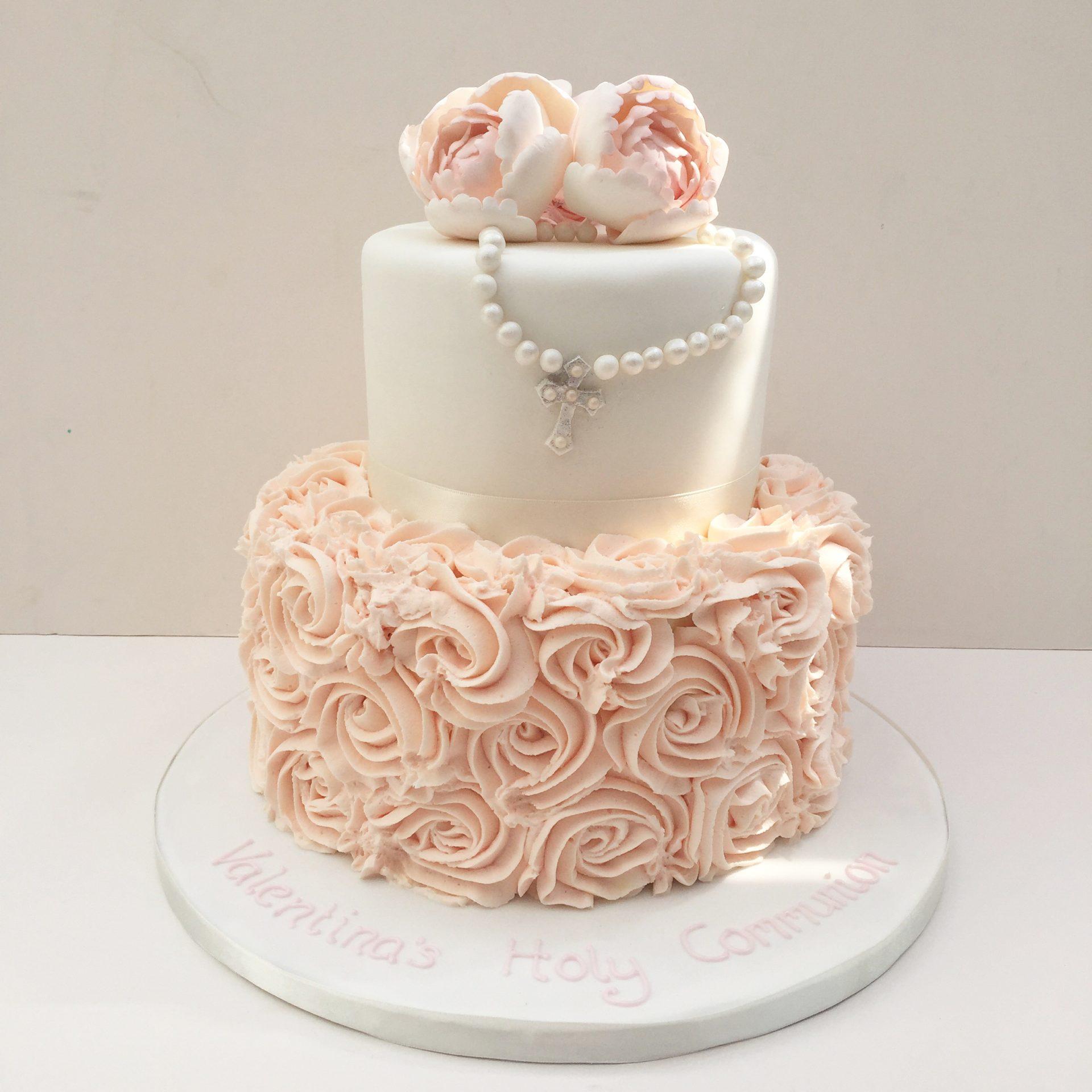 Holy Communion Cake Etoile Bakery
