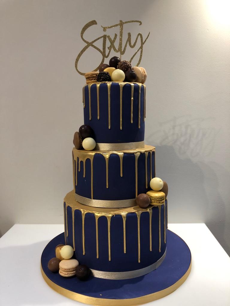 Birthday Cake - CakeCentral.com