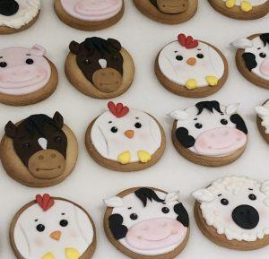 Farmyard Animal Biscuits