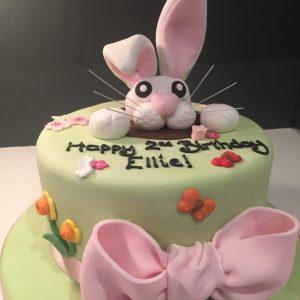 Bunny Rabbit Cake