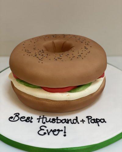 Bagel Cake