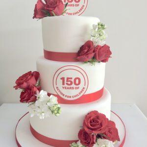 150th Anniversary Cake