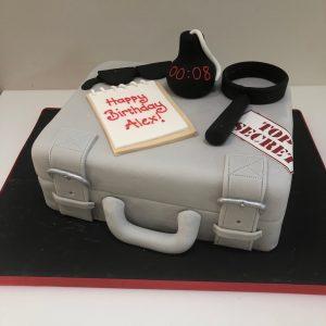 Spy Cake