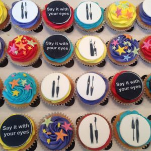 Lancome Mascara Cupcakes