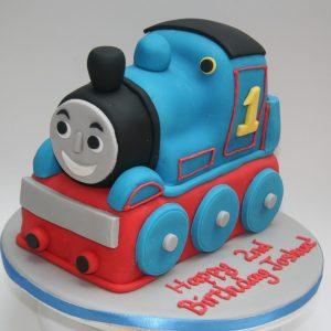 Thomas the Tank Engine Cake - 3D