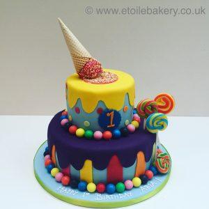 Sweeties Cake
