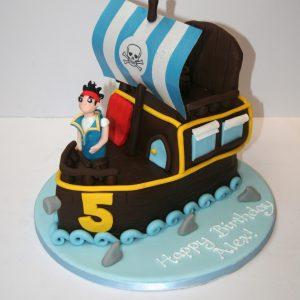 Jake the Pirate Cake